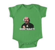 A CONTRACT! The Shining One Piece - Short Sleeve