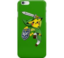 Zelda or Pika?! iPhone Case/Skin