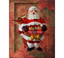 Ho-Ho-Ho Photographic Print