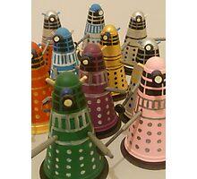 Daleks Photographic Print