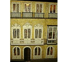 Dollhouse, Malaga, Spain Photographic Print