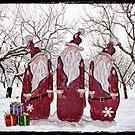 Santa's Little Helpers by Keith Reesor