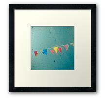The Party Framed Print
