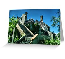 The House That Jack Built... Greeting Card