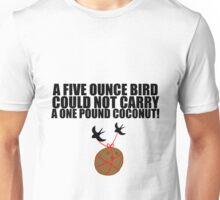 Coconuts Do Not Migrate Unisex T-Shirt