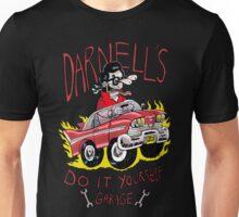 Darnell's do it yourself garage Unisex T-Shirt