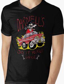 Darnell's do it yourself garage Mens V-Neck T-Shirt