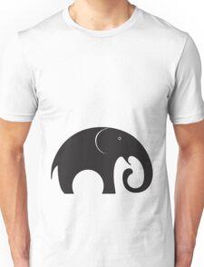 The big fat elephant Unisex T-Shirt
