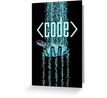 Code Greeting Card