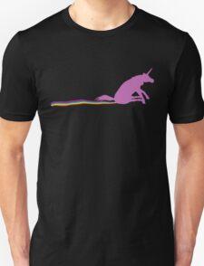 GO SHIT SOME RAINBOWS Unisex T-Shirt