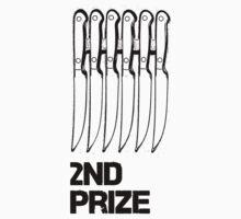 Glengarry Glen Ross: Anyone wanna see second prize? (light) One Piece - Short Sleeve