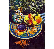 Frutta Due Photographic Print
