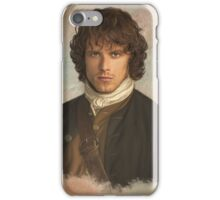 Laird of Lallybroch iPhone Case/Skin
