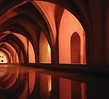 'Queen's Bath' - Real Alcazar, Sevilla by Martin Stringer