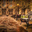 Glasgow University Quadrant by Don Alexander Lumsden (Echo7)