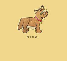 Meow by missymops