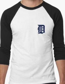 detroit tigers logo 2 Men's Baseball ¾ T-Shirt