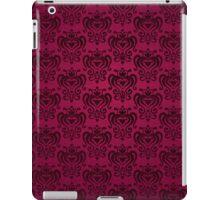 Crimson Damask iPad Case/Skin