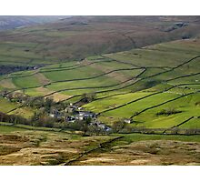 Cray in Wharfedale Photographic Print