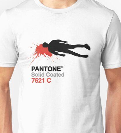 Pulp PANTONE &The Killed Men Unisex T-Shirt