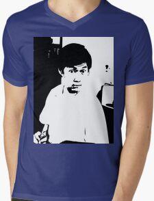 Senor Chango Mens V-Neck T-Shirt