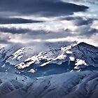 Moody Mountain by Gorazd Milosevski
