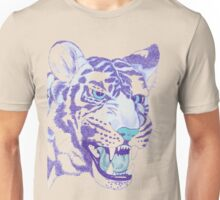 Blue Tiger Unisex T-Shirt