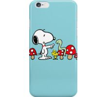 snoopy christmas iPhone Case/Skin