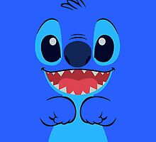 Stitch (Disney character) - Iphone Case  by sullat04