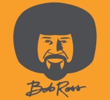 Bob Ross - Grey by epainter