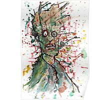 chaos zombie Poster