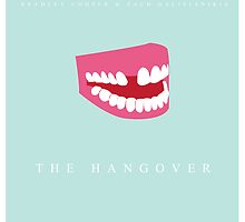 Hangover Movie Poster by Nick Sexton