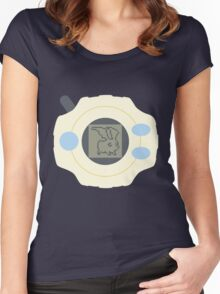 Digimon Adventure Tri Women's Fitted Scoop T-Shirt
