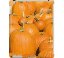 PUMPKIN PATCH iPad Case/Skin