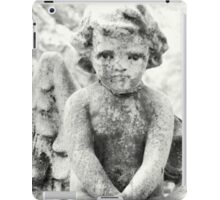 CONCRETE ANGEL iPad Case/Skin