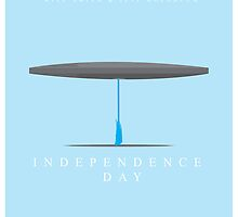 Independence Day Movie Poster by Nick Sexton