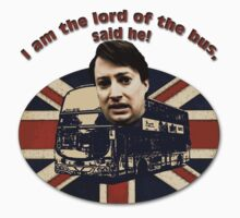 I am the Lord of the Bus, Said He! Peep Show Kids Clothes