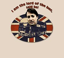 I am the Lord of the Bus, Said He! Peep Show Unisex T-Shirt