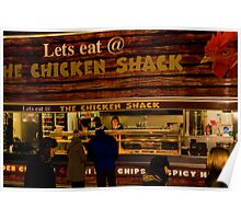Hot food Poster