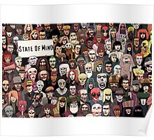 State of mind Poster