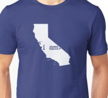 i am california Unisex T-Shirt