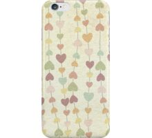 Vintage Hearts iPhone Case / Cover iPhone Case/Skin