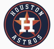 houston astros logo Kids Tee