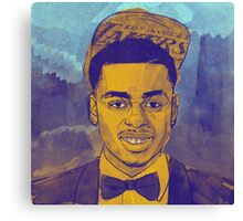 D'Angelo Russell - Lakers 2nd Pick Canvas Print