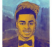D'Angelo Russell - Lakers 2nd Pick Photographic Print