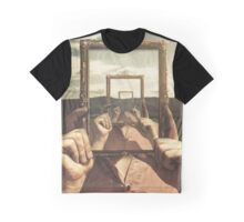 Empty Frame Graphic T-Shirt