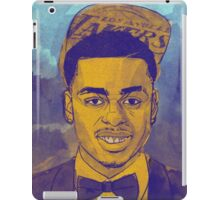 D'Angelo Russell - Lakers 2nd Pick iPad Case/Skin