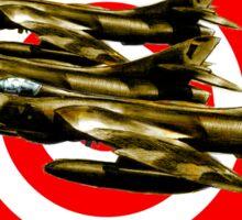 Hunter Fighter Jets Sticker