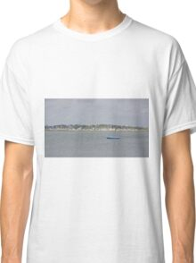 Little Blue Boat Classic T-Shirt