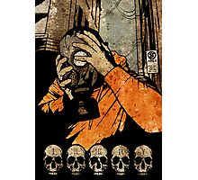 Leroy And The Five Dancing Skulls Of Doom Photographic Print